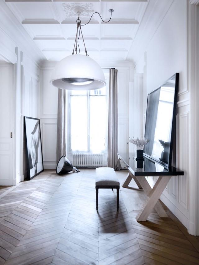 """""""Die Innenarchitektur und die Inneneinrichtung sind wirklich magisch; Struktur und Möbeldesign geben dem Haus einen zeitgenössischen Dekoration.""""  Gilles & Boissier: Wohndesign, Dekoration und Trend in Paris Gilles Boissier Wohndesign Dekoration Trend Paris Architektur Design Luxus trendige Platze Wohn DesignTrend 062 e1358864712717"""