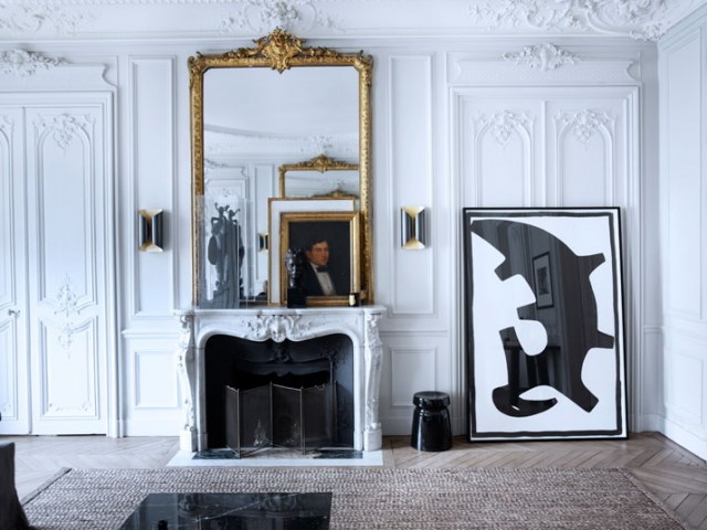 """""""Die Innenarchitektur und die Inneneinrichtung sind wirklich magisch; Struktur und Möbeldesign geben dem Haus einen zeitgenössischen Dekoration.""""  Gilles & Boissier: Wohndesign, Dekoration und Trend in Paris Gilles Boissier Wohndesign Dekoration Trend Paris Architektur Design Luxus trendige Platze Wohn DesignTrend 081 e1358859926898"""