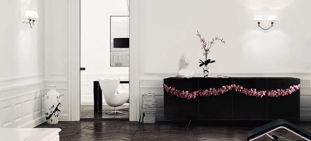 """""""Das Sideboard ist ein schönes Wohntrend und steht in jeder Inneneinrichtung sehr gut. Es ist eine moderne Alternative zur Schrankwand und dominanten Möbelfront.""""  Stylische und multifunktionale Sideboards Stylische und multifunktionale Sideboards Marke WohnDesignTrend 03"""