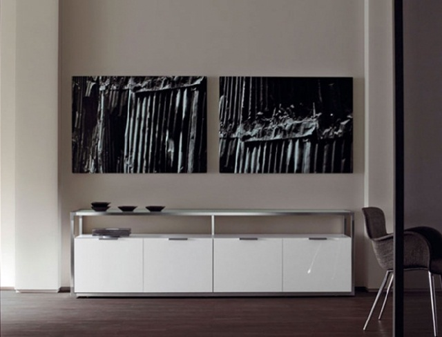 """""""Das Sideboard ist ein schönes Wohntrend und steht in jeder Inneneinrichtung sehr gut. Es ist eine moderne Alternative zur Schrankwand und dominanten Möbelfront.""""  Stylische und multifunktionale Sideboards Stylische und multifunktionale Sideboards Marke WohnDesignTrend 15"""
