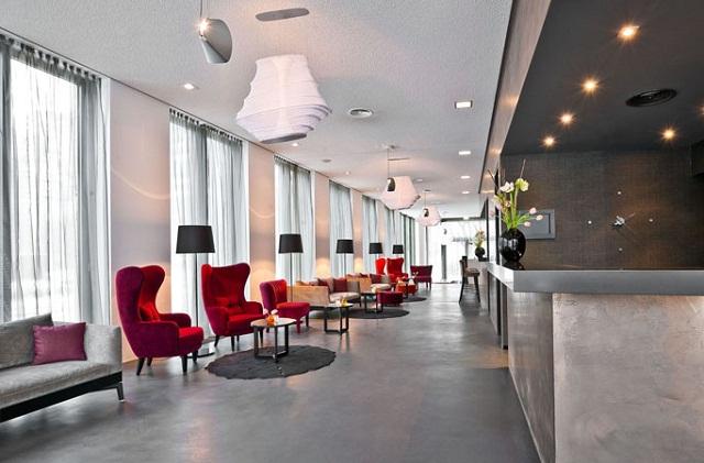 """""""Für Valentinstag gebe ich euch einige den besten Hotels in Berlin. Freut ihr mit der Dekoration, den Wohntrends, den Leuchten, Lampen und dem Möbeldesign.""""  Beste Hotels in Berlin Cosmo Hotel Berlin Luxus und trendige Pl  tze Wohn DesignTrend 11"""