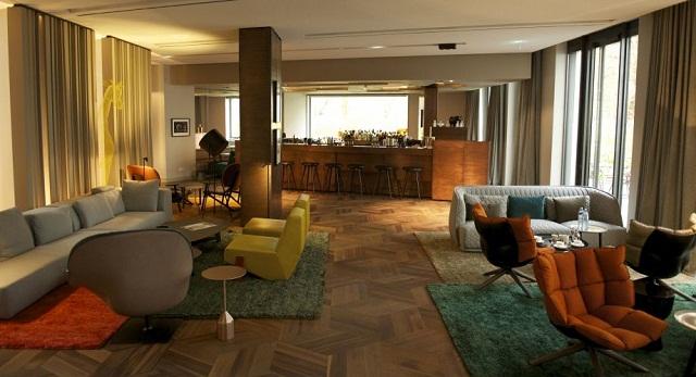 """""""Für Valentinstag gebe ich euch einige den besten Hotels in Berlin. Freut ihr mit der Dekoration, den Wohntrends, den Leuchten, Lampen und dem Möbeldesign."""""""