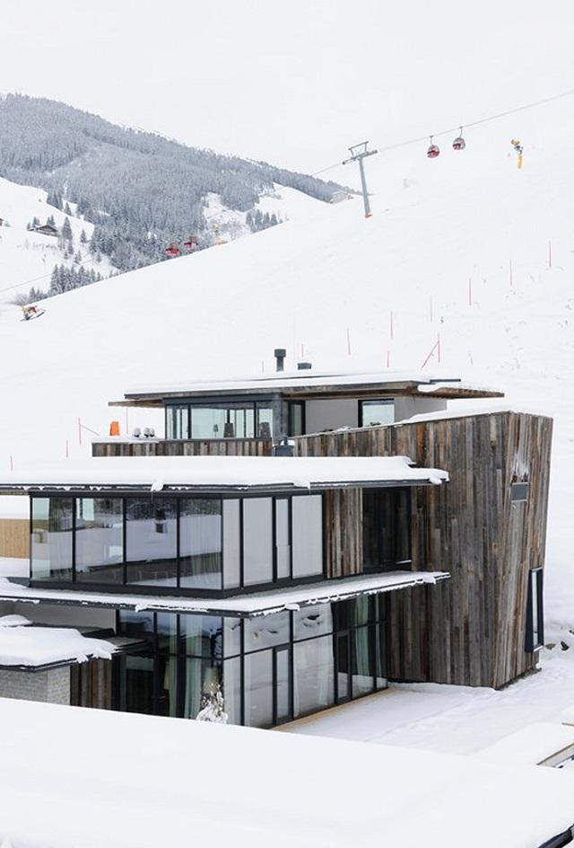 designhotel wiesergut hotel von gogl partners architekten wohn designtrend. Black Bedroom Furniture Sets. Home Design Ideas