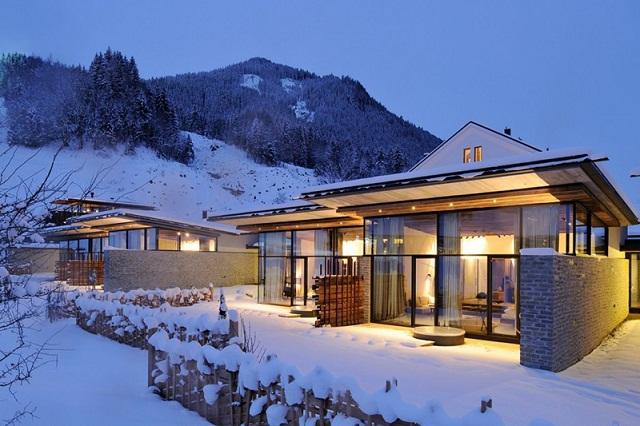 Designhotel wiesergut hotel von gogl partners for Designhotel in den bergen