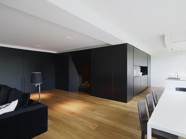 """""""Studio Graux & Baeyens Architecten hat vor kurzem das DS Projekt abgeschlossen. Die Architekten haben dieses alten Farmhaus in Destelbergen renoviert und erweitert.""""  Wohntrends: Hausanbau und Renovierung in Belgien Hausanbau und Renovierung in Belgien Architektur und Design Wohn DesignTrend 05"""