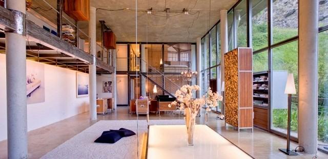 """""""Das luxuriöse Haus bietet viel Platz; ist ein perfekter Ort für grosse Familien oder Familien mit Freunden, die Luxus und Komfort auf höchstem Niveau schätzen."""""""