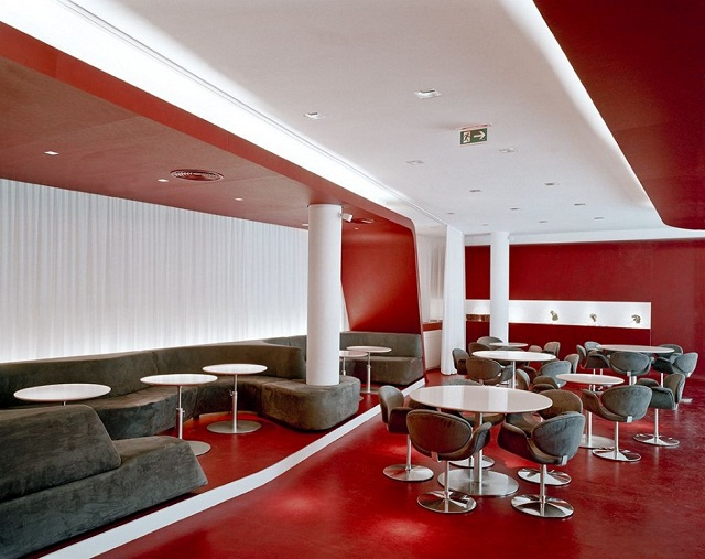 """""""Für Valentinstag gebe ich euch einige den besten Hotels in Berlin. Freut ihr mit der Dekoration, den Wohntrends, den Leuchten, Lampen und dem Möbeldesign.""""  Beste Hotels in Berlin Hotel Q Berlin Luxus und trendige Pl  tze Wohn DesignTrend 06"""