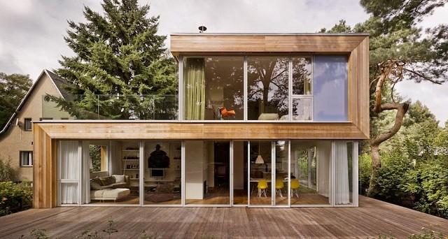 Wohntrends house jacobs von susanne kaiser wohn designtrend for Modernes haus viel glas