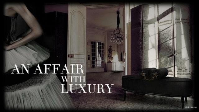 """""""Dieser Trend zeitg Extravaganz und Glamour: Dekorative Formen, ungewöhnliche Dessins und Oberflächengestaltungen, extravagante Akzente in Pink,Jade und Pflaume."""""""
