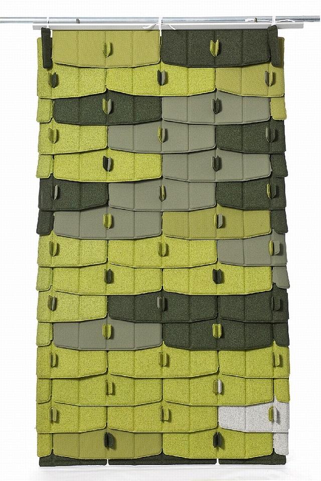 """""""Die Bouroullec-Brüder sind A&W-Designer von 2013. Ihr Designs stehen gut auf Ihnen Wohnzimmer neben Ihnen Lieblingsmöbel und vermischen mit Ihnen Dekoration.""""  Bouroullec-Brüder: die A&W-Designer des Jahres 2013 North Tiles Kvadrat Bouroullec Br  der Marke Leute Wohn Design Trend 08"""