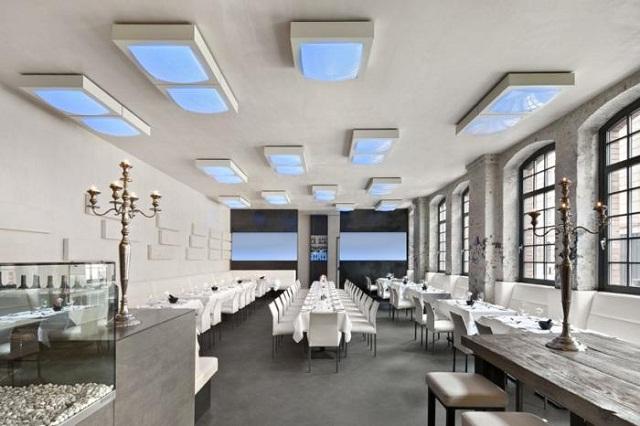 """""""Einige den besten Restaurants in Berlin, um viel Spaβ zu haben. Freut ihr mit der Dekoration, den Wohntrends, den Leuchten, Lampen und dem Möbeldesign.""""  Beste Restaurants in Berlin Sage Restaurant Berlin Luxus und trendige Pl  tze Wohn DesignTrend 05"""