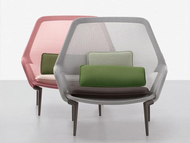 """""""Die Bouroullec-Brüder sind A&W-Designer von 2013. Ihr Designs stehen gut auf Ihnen Wohnzimmer neben Ihnen Lieblingsmöbel und vermischen mit Ihnen Dekoration.""""  Bouroullec-Brüder: die A&W-Designer des Jahres 2013 Slow Sessel Vitra Bouroullec Br  der Marke Leute Wohn Design Trend 14"""