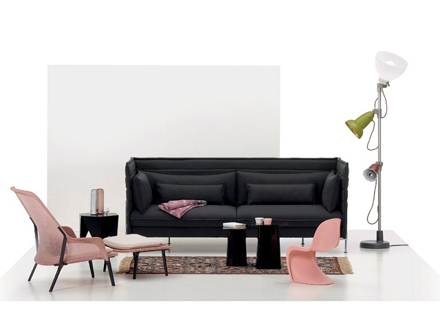 """""""Die Bouroullec-Brüder sind A&W-Designer von 2013. Ihr Designs stehen gut auf Ihnen Wohnzimmer neben Ihnen Lieblingsmöbel und vermischen mit Ihnen Dekoration.""""  Bouroullec-Brüder: die A&W-Designer des Jahres 2013 Slow Sessel Vitra Bouroullec Br  der Marke Leute Wohn Design Trend 15"""