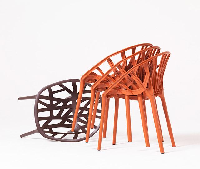 """""""Die Bouroullec-Brüder sind A&W-Designer von 2013. Ihr Designs stehen gut auf Ihnen Wohnzimmer neben Ihnen Lieblingsmöbel und vermischen mit Ihnen Dekoration.""""  Bouroullec-Brüder: die A&W-Designer des Jahres 2013 Vegetal Chair Bouroullec Br  der Marke Leute Wohn Design Trend 02"""