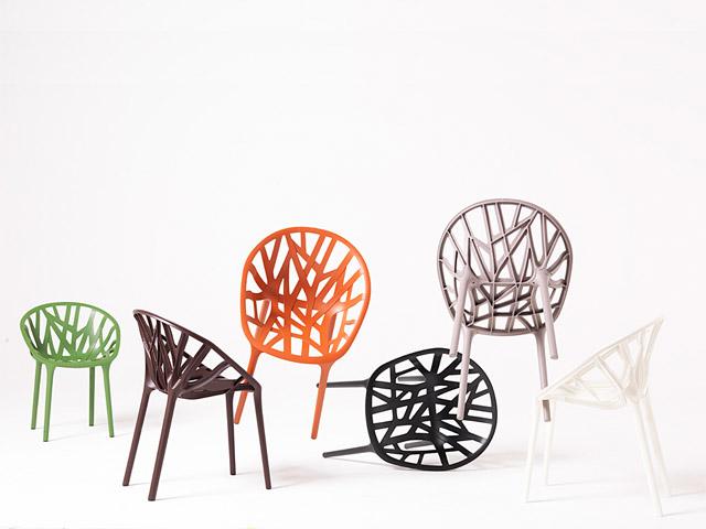 """""""Die Bouroullec-Brüder sind A&W-Designer von 2013. Ihr Designs stehen gut auf Ihnen Wohnzimmer neben Ihnen Lieblingsmöbel und vermischen mit Ihnen Dekoration.""""  Bouroullec-Brüder: die A&W-Designer des Jahres 2013 Vegetal chair Vitra Bouroullec Br  der Marke Leute Wohn Design Trend 01"""