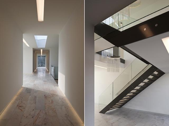 """""""Das Bridge House von 123DV präsentiert eine moderne Architektur und Design. Es ist ein Wohntrend für die grüne Dekoration, die sich auf der Natur inspiriert.""""  Wohntrends: Bridge House von 123DV Wohntrends Bridge House von 123DV Architektur und Design Wohn DesignTrend 10"""