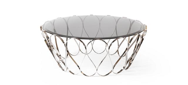 """""""Freuen Sie sich mit diesen modernen, stilvollen und schönen Couchtische. Fügen Sie Ihre Wohnaccessoires mit diesen erstaulichen Dekorstücke zusammen.""""  Dekoideen: moderne, stilvolle und schöne Couchtische boca do lobo aquarius coffee table marke wohndesigntrend 01"""