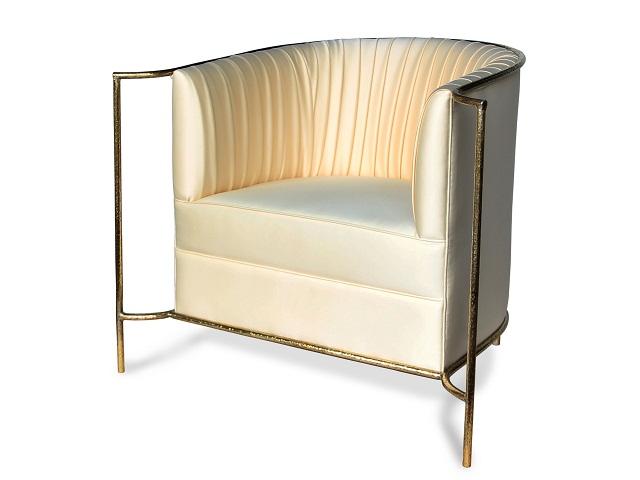 """""""Sessel: ein Möbel für eine Person und dient dem bequemen Sitzen. Machen Sie es sich bequem mit Menge Sessel von romantisch über urban bis zu klassisch sein.""""  Dekoideen fürs Wohnzimmer: gemütliche Sessel koket armchair desire marke wohn designtrend 01"""