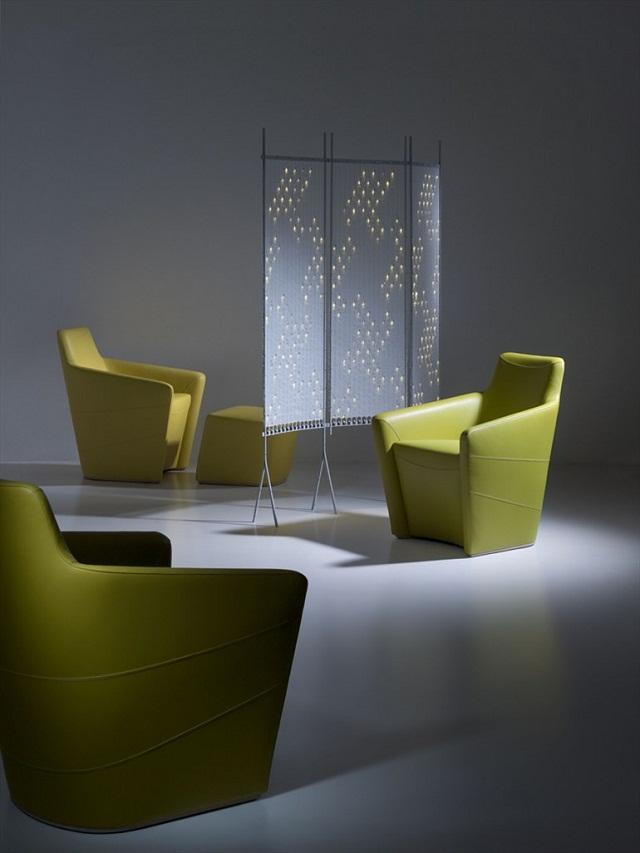 """""""Sessel: ein Möbel für eine Person und dient dem bequemen Sitzen. Machen Sie es sich bequem mit Menge Sessel von romantisch über urban bis zu klassisch sein.""""  Dekoideen fürs Wohnzimmer: gemütliche Sessel leolux armchair fiji marke wohn designtrend 02"""