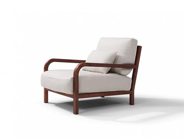 """""""Sessel: ein Möbel für eine Person und dient dem bequemen Sitzen. Machen Sie es sich bequem mit Menge Sessel von romantisch über urban bis zu klassisch sein.""""  Dekoideen fürs Wohnzimmer: gemütliche Sessel linteloo armchair dario marke wohn designtrend 01"""