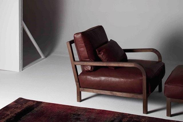 """""""Sessel: ein Möbel für eine Person und dient dem bequemen Sitzen. Machen Sie es sich bequem mit Menge Sessel von romantisch über urban bis zu klassisch sein.""""  Dekoideen fürs Wohnzimmer: gemütliche Sessel linteloo armchair dario marke wohn designtrend 02"""