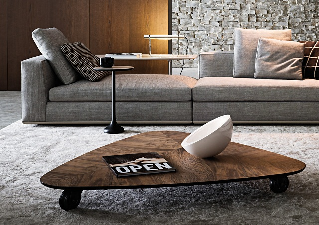 """""""Freuen Sie sich mit diesen modernen, stilvollen und schönen Couchtische. Fügen Sie Ihre Wohnaccessoires mit diesen erstaulichen Dekorstücke zusammen.""""  Dekoideen: moderne, stilvolle und schöne Couchtische minotti sullivan coffee table marke wohndesigntrend 02"""