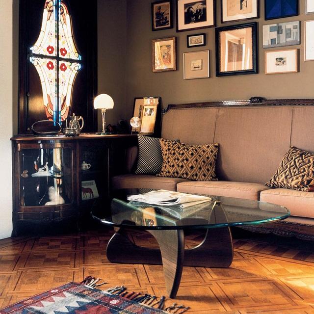 """""""Freuen Sie sich mit diesen modernen, stilvollen und schönen Couchtische. Fügen Sie Ihre Wohnaccessoires mit diesen erstaulichen Dekorstücke zusammen.""""  Dekoideen: moderne, stilvolle und schöne Couchtische vitra isamu noguchi coffee table marke wohndesigntrend 02"""