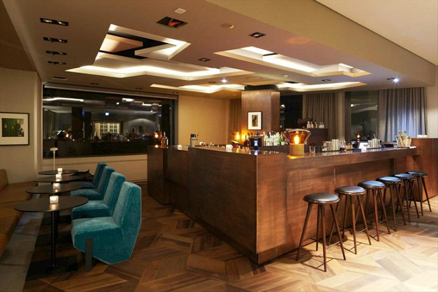 Das luxuri se boutique hotel stue in berlin wohn designtrend for Trendige hotels berlin