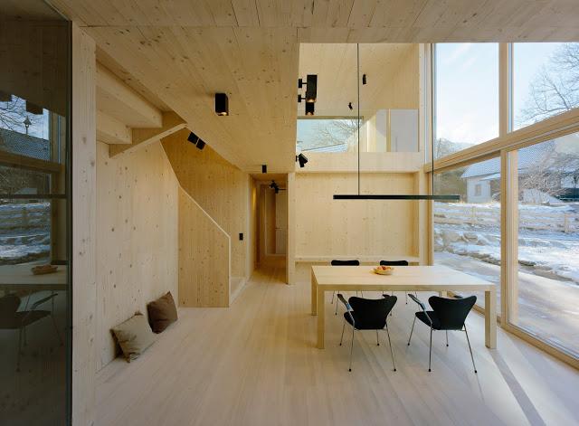 Wohntrends doppelwohnhaus sistrans wohn designtrend for Architektur und design