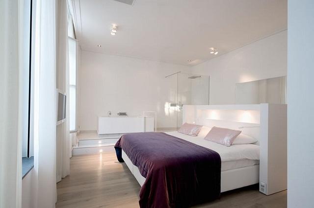 Luxushotel het arresthuis von gef ngnis bis hotel wohn for Trendige hotels