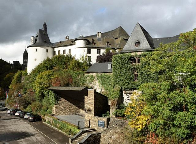 Das neue designhotel le clervaux luxemburg wohn for Trendige hotels