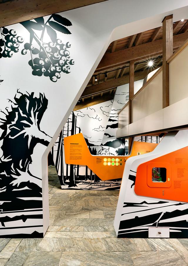 """""""Natur: Eine Geschichte von Wald und Menschen von Holzer Kobler Architekturen. Vor 40 Jahren entstand im Bayerischen Wald der erste deutsche Nationalpark.""""  Natur: Eine Geschichte von Wald und Menschen Natur Eine Geschichte von Wald und Menschen Architektur und Design Wohn DesignTrend 06"""