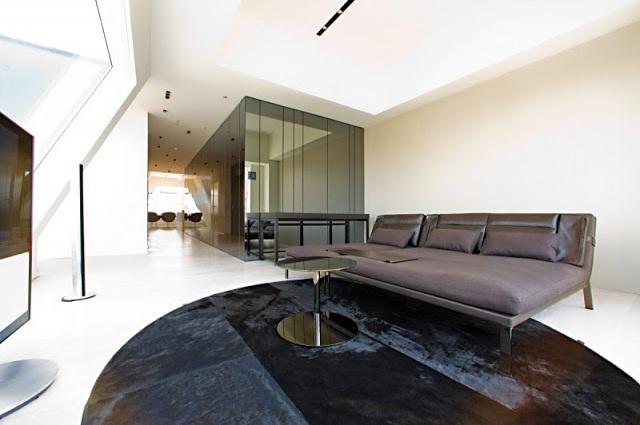 """""""Ein luxuriöse Penthouse auf NY von Innocad Architektur -  """"PH New York"""". Diese Wohnung ist eine Mischung des Europäischen Designs und Lebensstils von New York.""""  Penthouse auf NY von Innocad Architektur Penthouse NY von Innocad Architektur Luxus und trendige Pl  tze Wohn DesignTrend 04"""