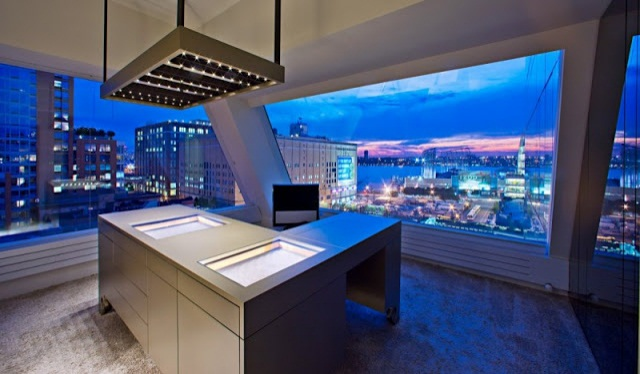 """""""Ein luxuriöse Penthouse auf NY von Innocad Architektur -  """"PH New York"""". Diese Wohnung ist eine Mischung des Europäischen Designs und Lebensstils von New York.""""  Penthouse auf NY von Innocad Architektur Penthouse NY von Innocad Architektur Luxus und trendige Pl  tze Wohn DesignTrend 07"""