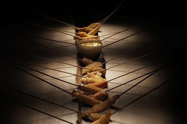 """""""Die Toprestaurants in Italien. Die besten Küchenchefs, Mahlzeiten und Geschmack. Die inspirative Designrestaurants und Dekoration.""""  Luxusleben: Die besten Restaurants in Italien Restaurant Le Calandre Italien Luxus und trendige Pl  tze Wohn DesignTrend 02"""