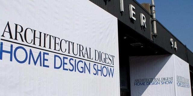 """""""Dieses Jahr findet die gröβten Ausstellung auf amerikanischem Boden - AD Home Design Show - von 21. bis 24. März an New York statt."""""""