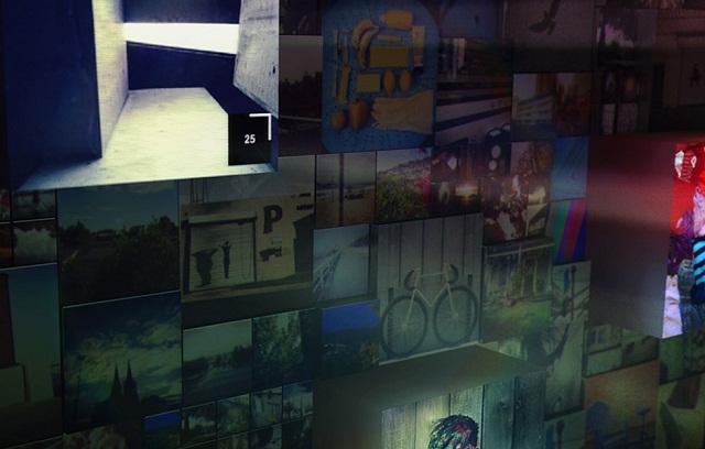 """""""#Untamed ist die erste digitale Photoausstellung ihrer Art. Die Installation wird von Ihren Instagram Photos befüllt. Inspiriert vom neuen Mercedes-Benz CLA.""""  #Untamed: Eine digitale Photo Installation von Mercedes-Benz Untamed Eine digitale Photo Installation von Mercedes Benz Marke Wohn DesignTrend 08"""