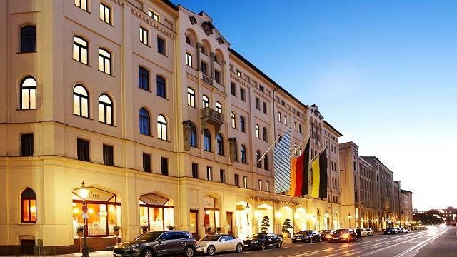 Hotel Maximilian Munchen