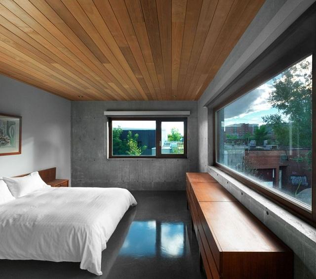 doppelhaus aus holz und beton | Wohn-DesignTrend