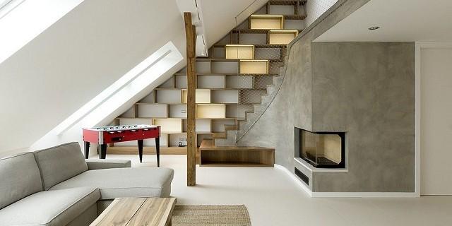 Loft Architektur wohntrends rounded loft a1 architects auf polen wohn designtrend