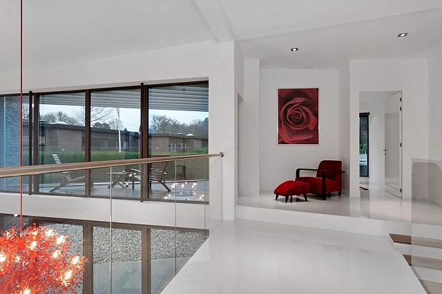 """""""Eine exklusive Villa in Hovås (Göteborg), Schweden. Freuen Sie sich mit diesem schönen Haus!""""  Wohntrends: Eine exklusive Villa in Göteborg, Schweden eine exklusive villa in g  teburg schweden architektur und design wohn designtrend 06"""