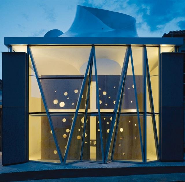 Architekturtrends martin luther church von coophimmelb l for Architektur und design