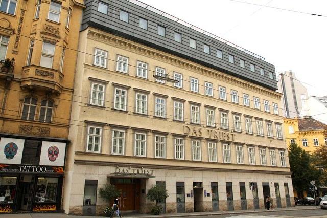 Designhotel sch ne dekoration das triest wien wohn for Trendige hotels