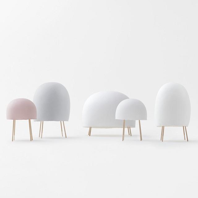 """""""Milan Design Week 2013: N = N, das heißt ganz einfach: Nichetto = Nendo. Aber auch: Ein buchstäblich produktiver Dialog zwischen Italien und Japan.""""  Milan Design Week 2013: Design """"N = N"""" """"Nichetto=Nendo"""" Milan Design Week 2013 Design N N Nichetto Nendo Kollaboration Leute Wohn DesignTrend 03"""