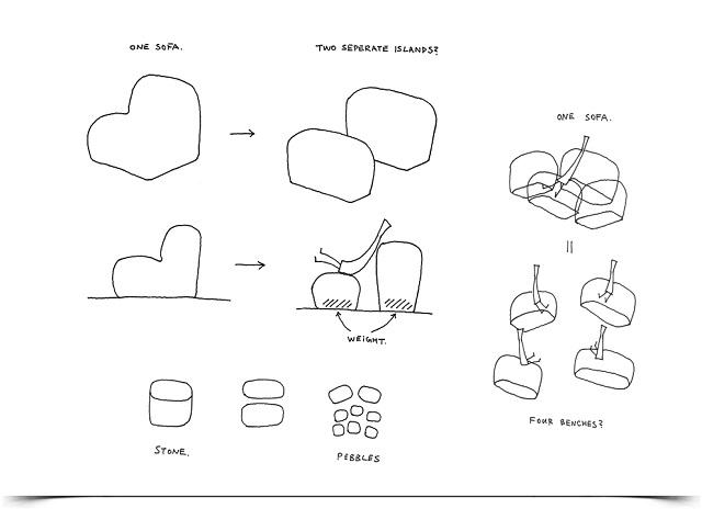 """""""Milan Design Week 2013: N = N, das heißt ganz einfach: Nichetto = Nendo. Aber auch: Ein buchstäblich produktiver Dialog zwischen Italien und Japan.""""  Milan Design Week 2013: Design """"N = N"""" """"Nichetto=Nendo"""" Milan Design Week 2013 Design N N Nichetto Nendo Leute Wohn DesignTrend 08"""