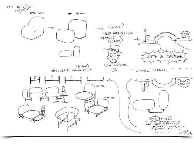 """""""Milan Design Week 2013: N = N, das heißt ganz einfach: Nichetto = Nendo. Aber auch: Ein buchstäblich produktiver Dialog zwischen Italien und Japan.""""  Milan Design Week 2013: Design """"N = N"""" """"Nichetto=Nendo"""" Milan Design Week 2013 Design N N Nichetto Nendo Leute Wohn DesignTrend 09"""