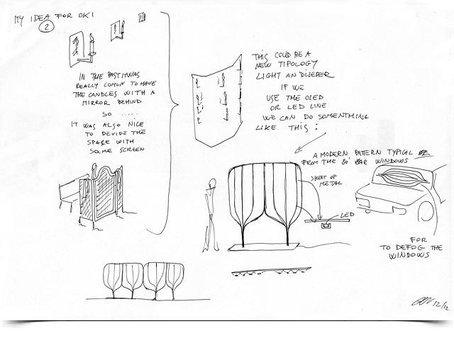 """""""Milan Design Week 2013: N = N, das heißt ganz einfach: Nichetto = Nendo. Aber auch: Ein buchstäblich produktiver Dialog zwischen Italien und Japan.""""  Milan Design Week 2013: Design """"N = N"""" """"Nichetto=Nendo"""" Milan Design Week 2013 Design N N Nichetto Nendo Leute Wohn DesignTrend 14"""