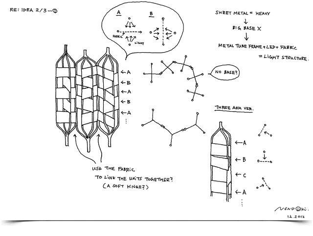 """""""Milan Design Week 2013: N = N, das heißt ganz einfach: Nichetto = Nendo. Aber auch: Ein buchstäblich produktiver Dialog zwischen Italien und Japan.""""  Milan Design Week 2013: Design """"N = N"""" """"Nichetto=Nendo"""" Milan Design Week 2013 Design N N Nichetto Nendo Leute Wohn DesignTrend 15"""
