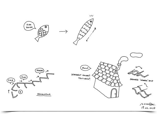 """""""Milan Design Week 2013: N = N, das heißt ganz einfach: Nichetto = Nendo. Aber auch: Ein buchstäblich produktiver Dialog zwischen Italien und Japan.""""  Milan Design Week 2013: Design """"N = N"""" """"Nichetto=Nendo"""" Milan Design Week 2013 Design N N Nichetto Nendo Leute Wohn DesignTrend 16"""