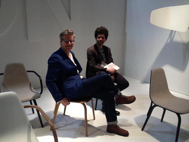 """""""Historisch gesehen ist TON ein Stück tschechisch-österreichischer Design- und Industriegeschichte und einer der ältesten Möbelhersteller der Welt.""""  Milan Design Week 2013: Die Woche auf TON Milan Design Week 2013 Die Woche auf TON Ereignisse Marke Wohn DesignTrend 08"""
